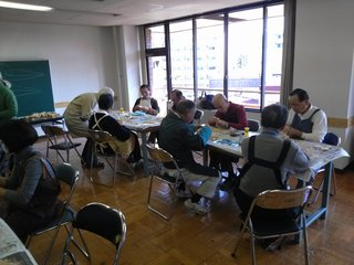 2012.2.19 バードカービング教室2